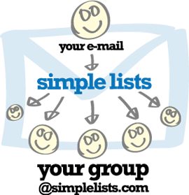 Simple Mailing List Management